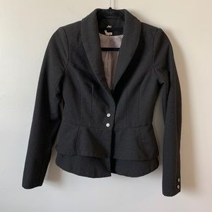 3/$15 🐞 Willow and Clay black long sleeve blazer